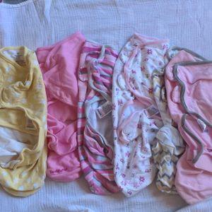 Summer Infant Swaddles bundle